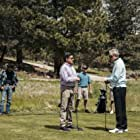Gil Birmingham and Danny Huston in Yellowstone (2018)