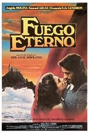 Fuego eterno Poster