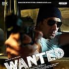 Salman Khan, Mahesh Manjrekar, and Prakash Raj in Wanted (2009)