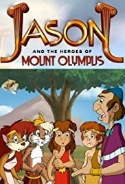 Jason and the Heroes of Mount Olympus Poster