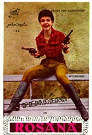 Rosmarie kommt aus Wildwest Poster