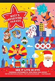The 92nd Annual Macy's Thanksgiving Day Parade Poster