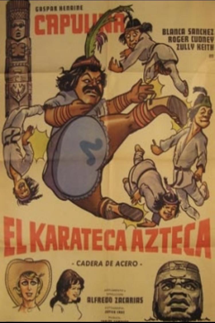 El karateca azteca
