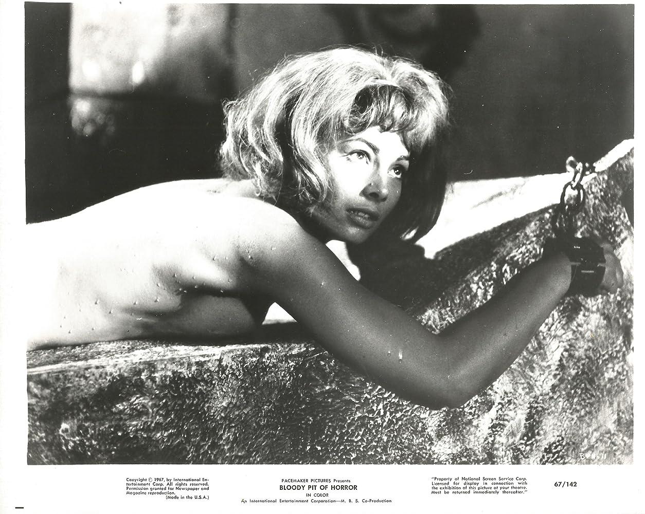 Luisa Baratto in Il boia scarlatto (1965)
