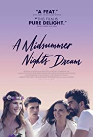 A Midsummer Night's Dream Poster