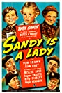 Sandy Is a Lady (1940) Poster