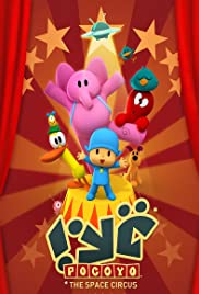 Pocoyo and the Space Circus Poster