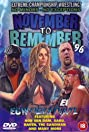 ECW November to Remember '96 (1996) Poster