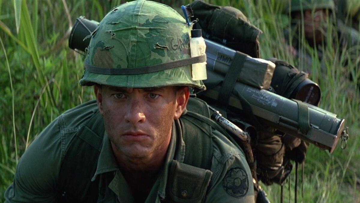 Tom Hanks in Forrest Gump (1994)