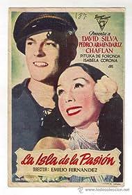 La isla de la pasión (1942)