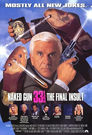 Naked Gun 33 1/3: The Final Insult Poster Image