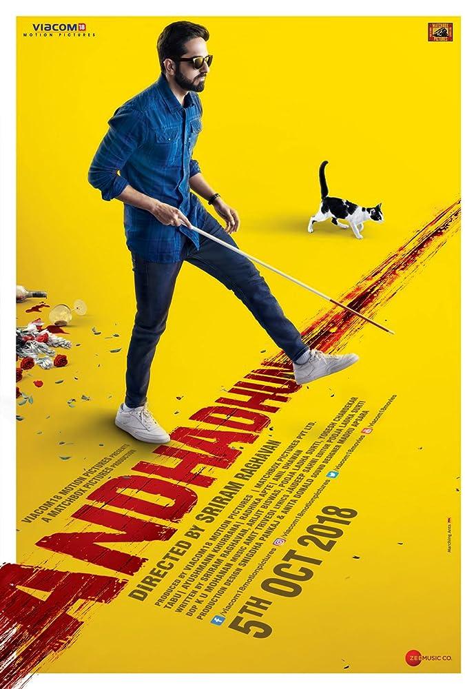 Andhadhun(2018)