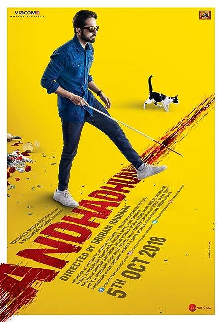 Film: Andhadhun