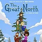 Will Forte, Nick Offerman, Paul Rust, Jenny Slate, Dulcé Sloan, and Aparna Nancherla in The Great North (2021)