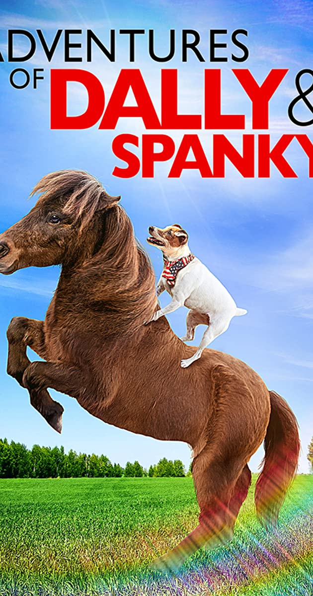 Subtitle of Adventures of Dally & Spanky