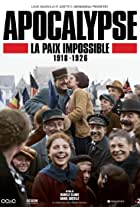 Apocalypse Never-Ending War 1918-1926