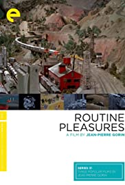Routine Pleasures (1986) Poster - Movie Forum, Cast, Reviews