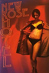 Asia Argento in New Rose Hotel (1998)
