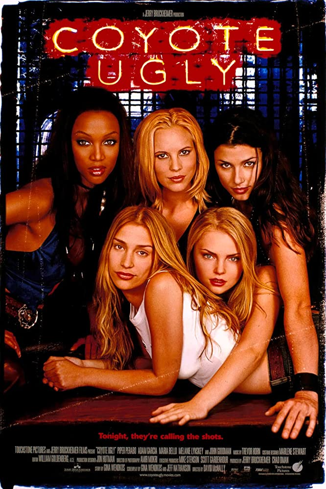 18+ Coyote Ugly 2000 full hd English 480p BluRay 300MB