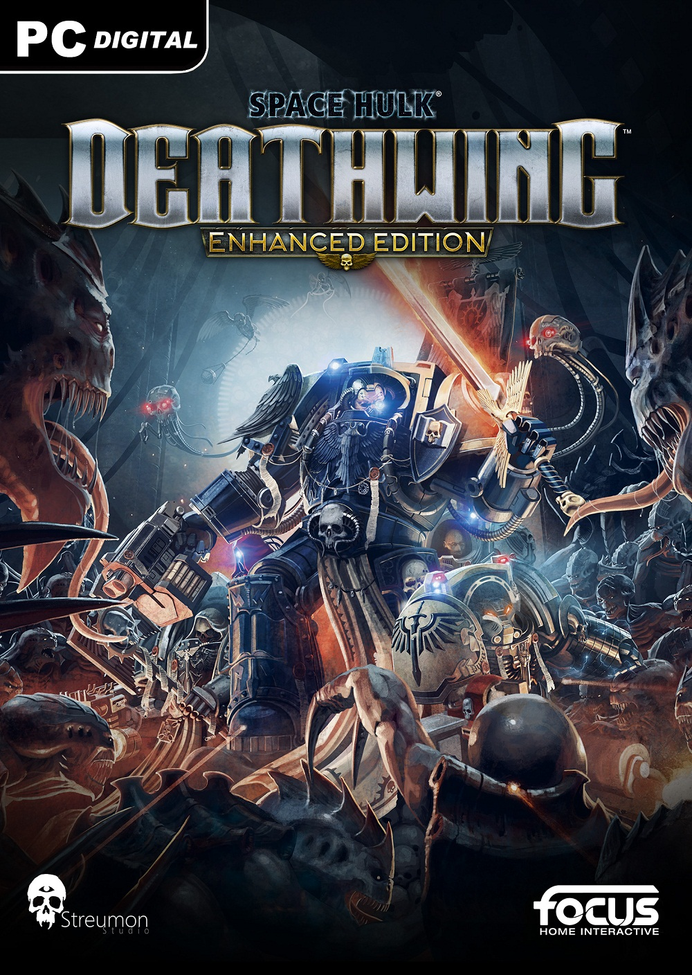 Space Hulk: Deathwing (Video Game 2016) - IMDb