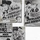 Bill Elliott, George 'Gabby' Hayes, and Anne Jeffreys in Overland Mail Robbery (1943)
