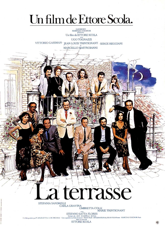 La terrazza (1980)