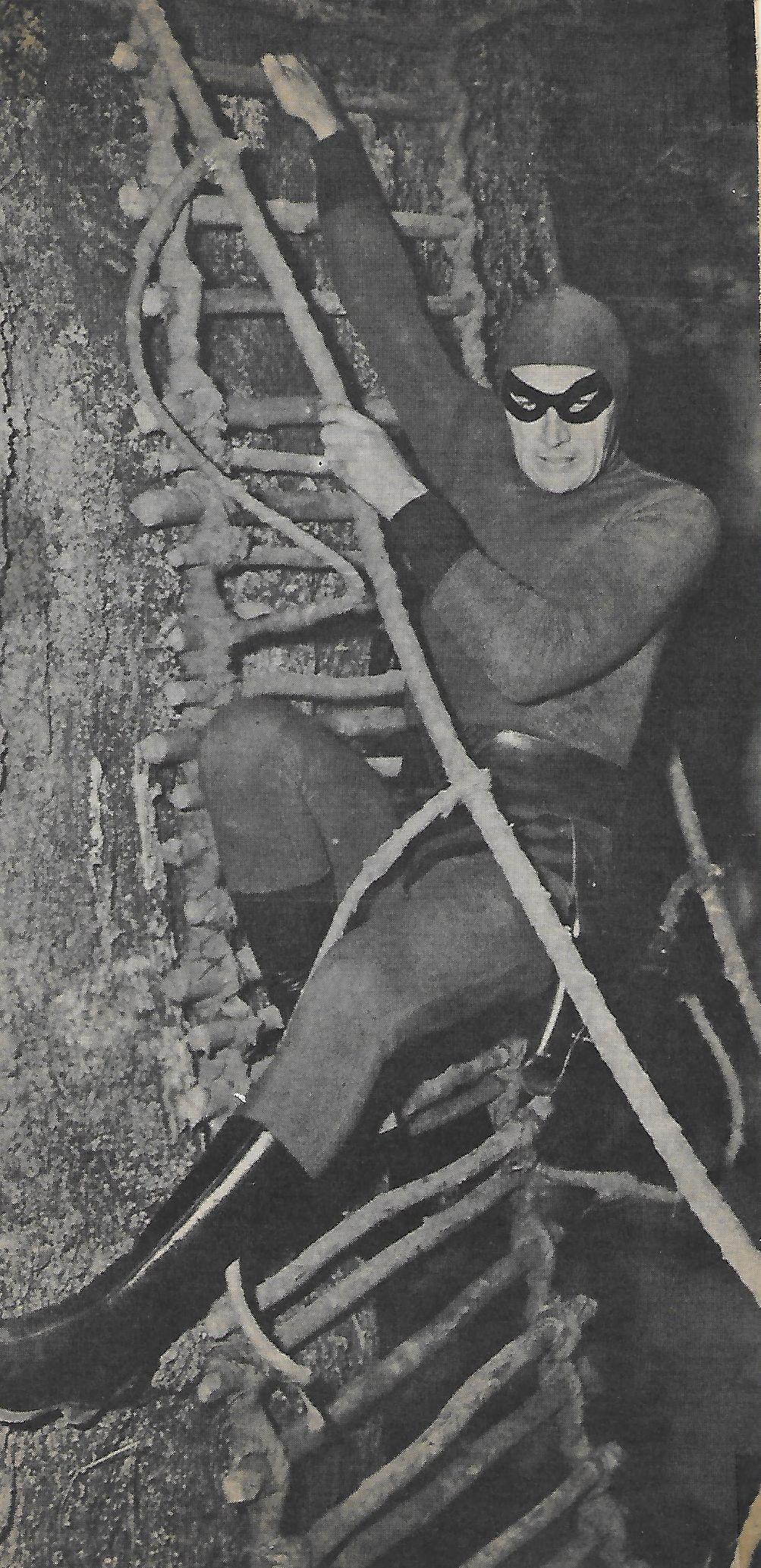 Tom Tyler in The Phantom (1943)