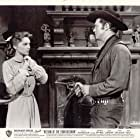 Julie London and Gordon MacRae in Return of the Frontiersman (1950)