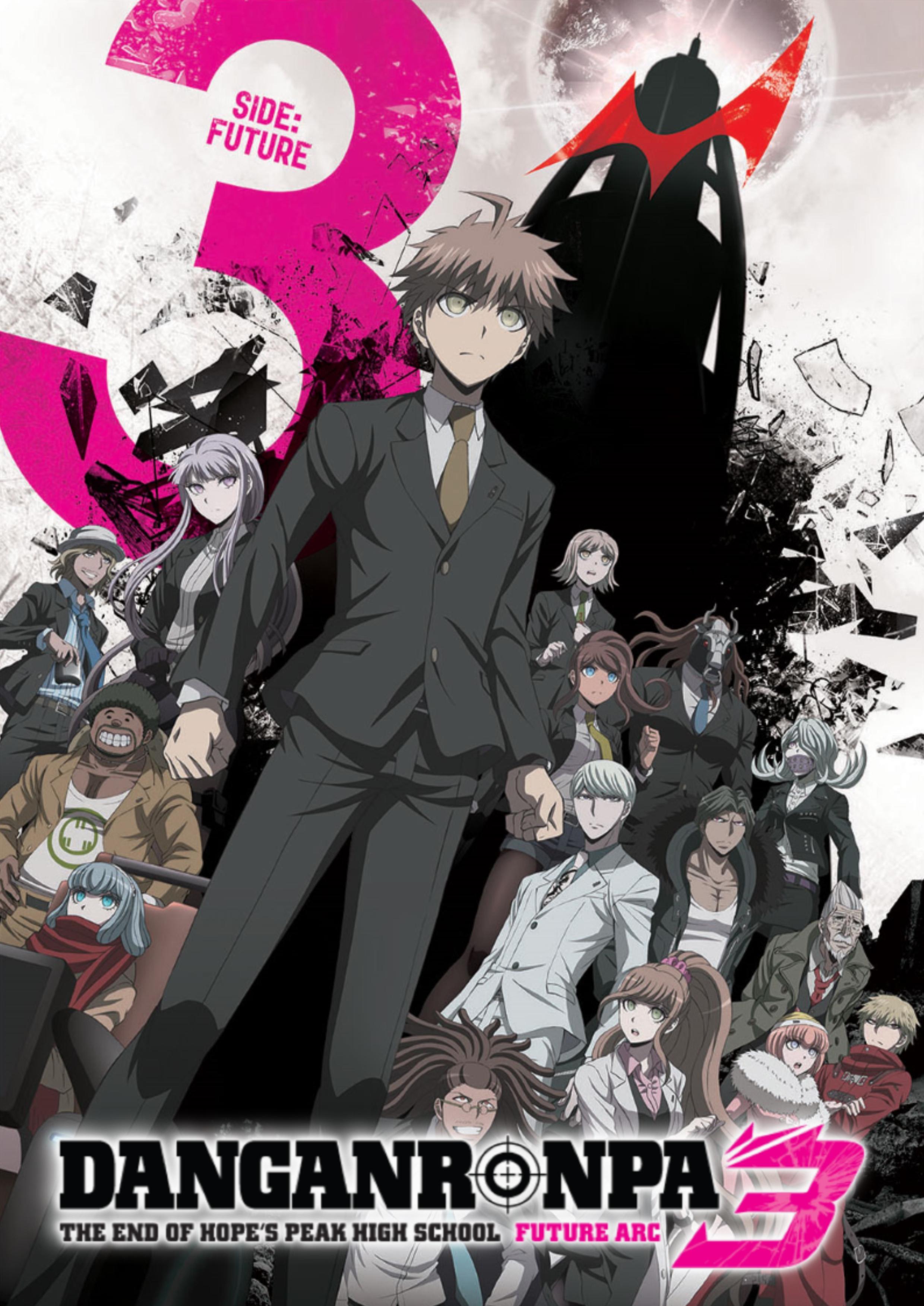 Danganronpa 3: The End Of Kibougamine Gakuen – Mirai-hen
