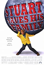 Stuart Saves His Family (1995) Poster - Movie Forum, Cast, Reviews