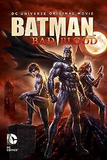 Batman: Bad Blood (2016 Video)