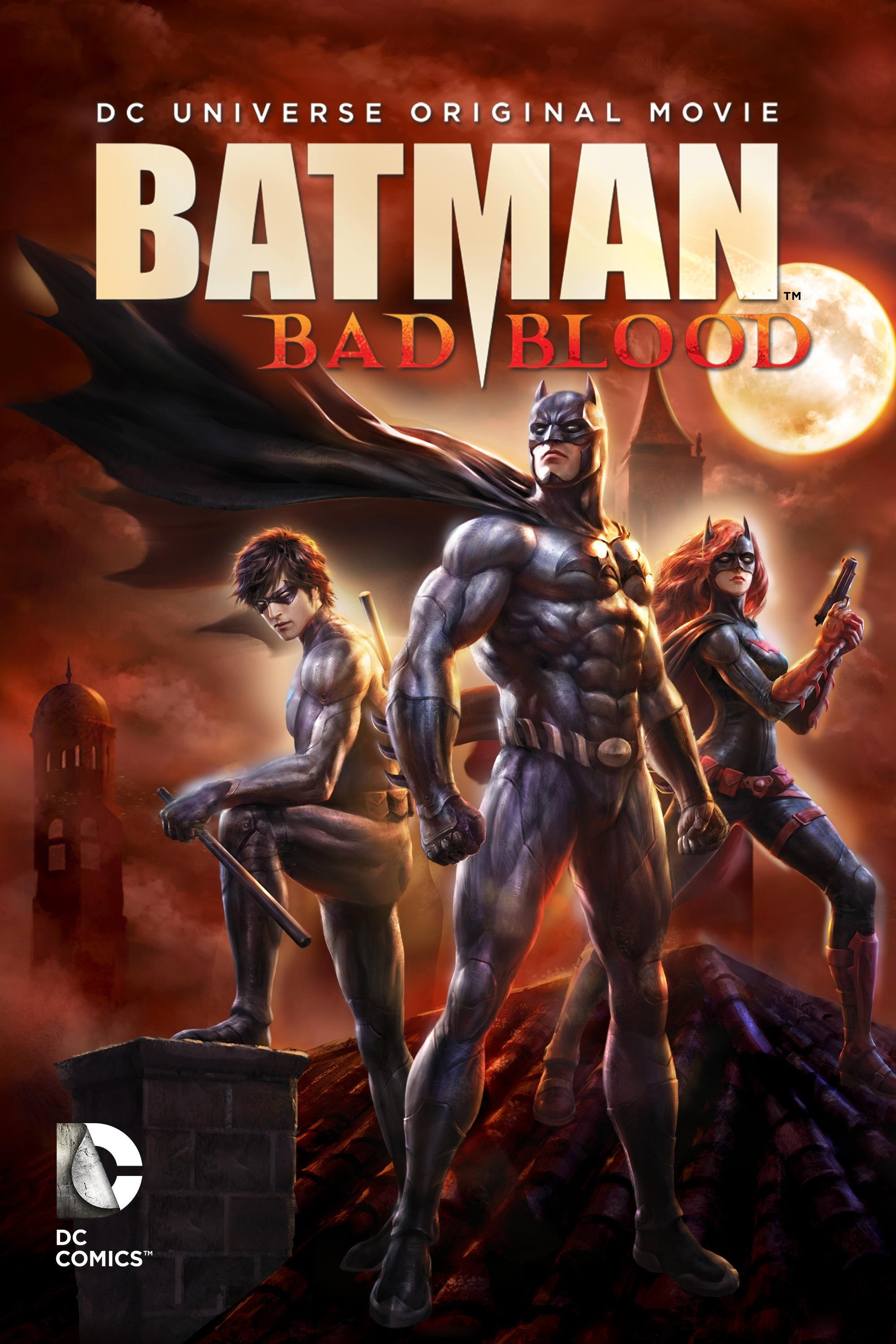 Image result for Batman: Bad Blood
