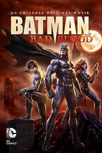 Batman: Bad Blood (Video )