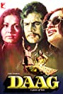 Daag: A Poem of Love (1973) Poster