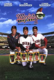 Major League II Poster
