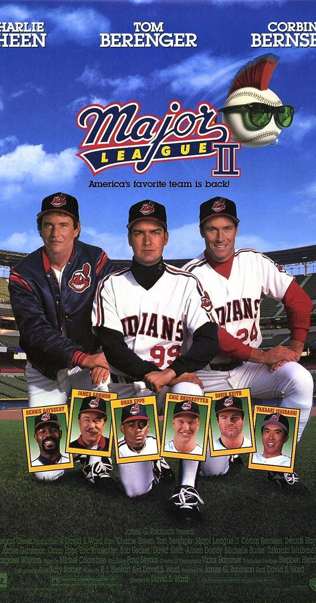Major League Ii 1994 Bob Uecker As Harry Doyle Imdb