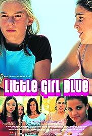 Little Girl Blue Poster