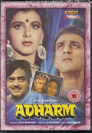 Shatrughan Sinha Adharm Movie