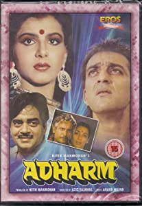 Adharm in hindi 720p