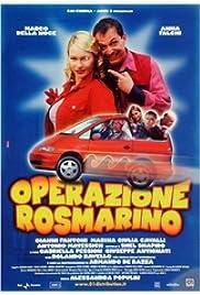 Operazione Rosmarino Poster