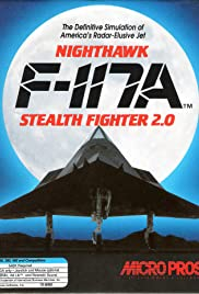 F-117A Nighthawk Stealth Fighter 2.0 Poster