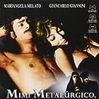 Giancarlo Giannini and Mariangela Melato in Mimì metallurgico ferito nell'onore (1972)