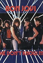 Bon Jovi: She Don't Know Me Poster