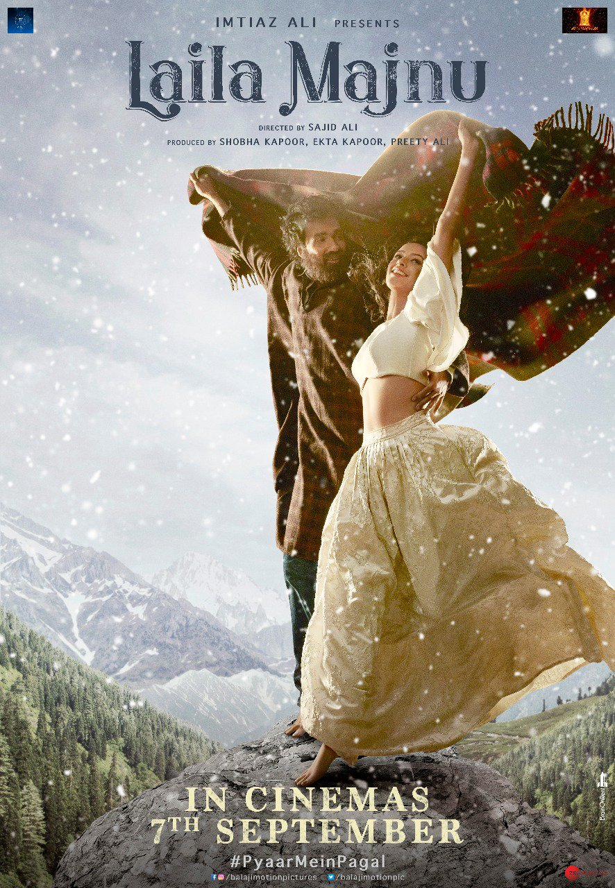 Laila Majnu (2018) Hindi WEB-HDRip – 480P | 720P – x264 -250MB | 400MB | 1.3GB – Download