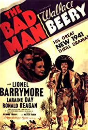 The Bad Man (1941) Poster - Movie Forum, Cast, Reviews