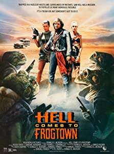 Best sites for downloading mp4 movies Hell Comes to Frogtown USA [640x480]