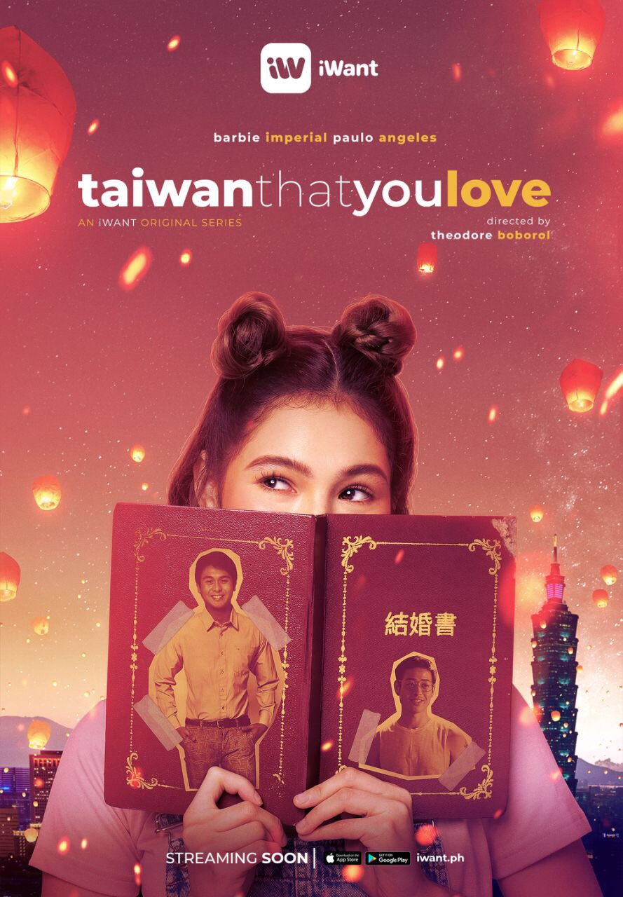 Zhong Hao Rong, Paulo Angeles, and Barbie Imperial in Taiwan That You Love (2019)