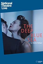 National Theatre Live: The Deep Blue Sea Poster