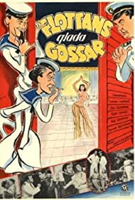Flottans glada gossar (1954)
