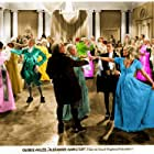 George Arliss, Montagu Love, Lionel Belmore, June Collyer, Dudley Digges, Evelyn Hall, Doris Kenyon, Gwendolyn Logan, Alan Mowbray, and Morgan Wallace in Alexander Hamilton (1931)